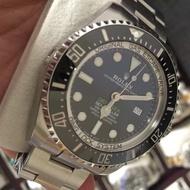 錶ROLEX 勞力士 126660 DB D Blue 漸藍面 水鬼王 3900米