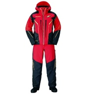 【SHIMANO】RB-111S NEXUS 四合一保暖套裝 紅
