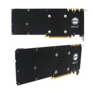 公版GTX1080Ti/1080/1070Ti/1070顯卡背板 PNY顯卡鋁合金金屬背板