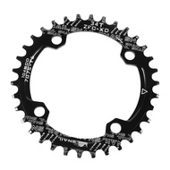 WDFINE Bike Chainring 104 BCD Single Speed Chain Ring 32T 34T 36T 38T