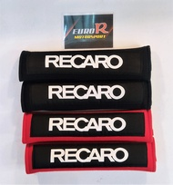 RECARO SEAT BELT COVER - 1 SET