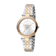 Esprit EES1L203M1105 Kaia Two Tone Stainless Steel Watch For Women
