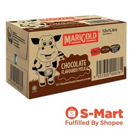 Marigold UHT Chocolate Milk, 12 x 1L