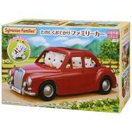 《森林家族》紅色家庭車 東喬精品百貨