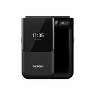 分期0利率 NOKIA 2720 經典摺疊 4G/ 雙螢幕/雙卡雙待/支援記憶卡/老人機/孝親機/手機