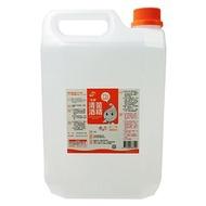 生發 藥用酒精清菌酒精75% 4公升6桶