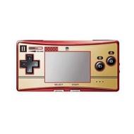 GBA 日本任天堂CLUB 限定特典 GameBoy Micro (GBM) 紅白機限定機 2P面版  純日版 全新品