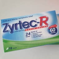 Zyrtec-R Tablets