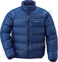 Mont-Bell Neige 大童款 650FP高保暖鵝絨羽絨外套/羽毛衣 1101370 DKBL 深藍