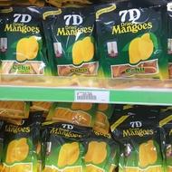 7D芒果乾 菲律賓芒果乾 100g 200g