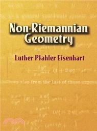 1735.Non-Riemannian Geometry Luther Pfahler Eisenhart