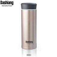 Dashiang大相350ML陶瓷真空保溫杯 DS-C62-350(香檳金)