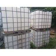 IBC一噸桶、化學桶、化工桶、噸桶、方桶、塑膠方桶