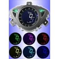YAMAHA RSZ 第二代改裝液晶儀表  RSZ 電子數位液晶儀錶 電子表 液晶錶 RS RSZ 化油版改電子版