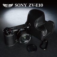 【TP ORIG】相機皮套 快拆電池 SONY ZV-E10 ZVE10 (16-50mm) 專用