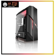 Computer Case Gaming AZZA ATX Mid Tower Case Photios 250 CSAZ-250 - Black