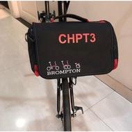 Brompton Front Bag Bag Chpt3 Mini Front Bag Chapter 3 - Mini Bicycle Bag Folding Premium Quality