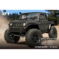 創億RC MST CFX-W JP1 1/8 電動攀岩車RTR全套版531551 灰Jeep