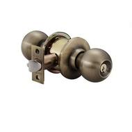 加安牌 C3800 青古銅 60 mm 喇叭鎖 客廳鎖 門鎖(辦公室鎖 臥室鎖 房間門用 五金 DIY)