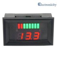 [72V DC Digital Lead Acid Battery Capacity LED Indicator Voltmeter Tester,72V DC Digital Lead Acid Battery Capacity LED Indicator Voltmeter Tester,]