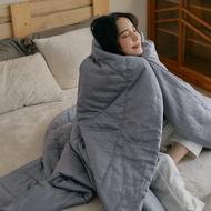 《預購》棉被 石墨烯溫感晚安被 【雙人 - 6X7尺】暖被 被子 冬被 翔仔居家