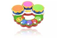 Baby Discovery Caterpillar Drums Kids Toy   Caterpillar Drum Toys for Kids   High Quality Caterpillar Drum Toys for Kids and Toddlers