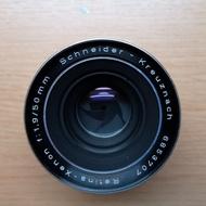 Schneider-Kreuznach Retina-Xenon 50mm F1.9鏡頭