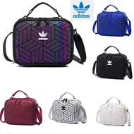 New 2019 Adidas Bag  New pattern Mesh Issey Miyake Style Sling Bag handbag