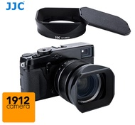 ฮูดเลนส์ Fuji 23mm F1.4 จาก JJC LH-JXF23 ฮูดเลนส์ Fuji 56mm F1.2 พร้อมฝาครอบเลนส์ - Hood Lens ของแต่ง ชุดแต่ง Fuji XPRO3 XT4 XT3 XH1 XPRO2 XT30 XT20