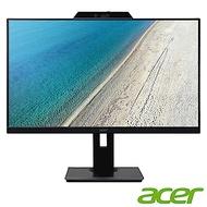 Acer B277U 27型 IPS無邊框2K美型商用電腦螢幕