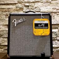 現貨免運費  送高質感導線 公司貨 美國 Fender Rumble 15 V3 貝斯 音箱 電貝斯 15W 8吋單體