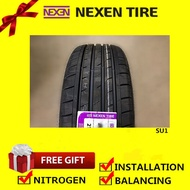 Nexen N Fera SU1 tyre tayar tire (With Installation) 215/45R18 235/40R18 245/40R18 225/40R18 235/45R18 255/40R18 225/45R18 235/35R19 265/30R19 225/40R19 255/35R19 245/45R19