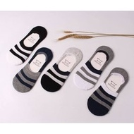 zoe-shop 專屬男生的純棉隱形襪   隱形襪  男款隱形襪(100元)