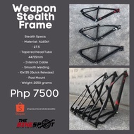 Weapon Stealth XC Frame (27.5)