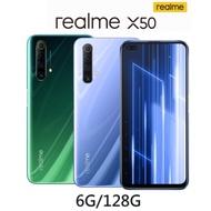 realme X50 5G (6G/128G) 6.57吋AI 四鏡頭智慧手機