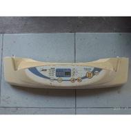 東元TECO洗衣機W1223UN二手拆賣零件排水馬達/電磁閥/皮帶/內槽/控制面板/控制面板線組/蓋板/轉盤