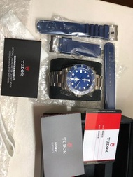Tudor Pelagos Blue Watch