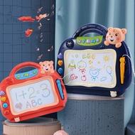 兒童益智早教磁性智能畫板 多功能帶音樂故事寶寶寫字繪畫板玩具z612