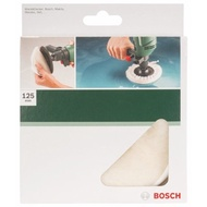 [Direct from Germany] Bosch 2609256290 DIY lamb wool hood ø 125 mm, 125 mm (1) stretched