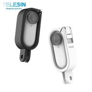【TELESIN】泰迅 TELESIN Insta360 GO2專用 相機邊框 方便轉接配件/轉接座