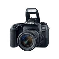 【高雄四海】Canon EOS 77D Kit(18-55mm) 全新平輸.一年保固.WIFI傳輸.翻轉觸控螢幕