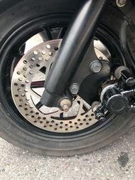 Cuxi RS RS ZERO super four 200m鍍鈦耐磨對應原廠加大碟盤 原廠卡鉗直上