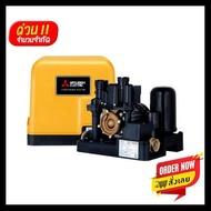 ราคาถูกที่สุด MITSUBISHI ปั๊มน้ำอัตโนมัติแรงดันคงที่ 350W EP-355R สีเหลือง
