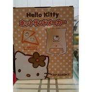 日本Hello kitty 三麗鷗三明治鬆餅機