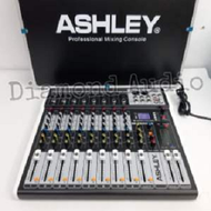 ( BISA COD ) MIXER ASHLEY PLAY 8 ORIGINAL 8 CHANNEL BLUETOOTH - USB MIXER ASHLEY 8 CHANNEL