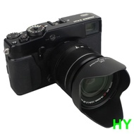 【HY】 富士18-55遮光罩XT20 XH1 XA3 XT2 XT10 XE3 XT3 XT30鏡頭18-55mm 卡