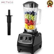 Local Stock BPA Free 3HP 2200W Heavy Duty Commercial Grade Blender Mixer Juicer High Power Food Processor Kitchen mixer