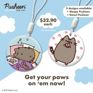 Limited Edition - Pusheen The Cat (Shopee Exclusive) Ez Link Charm (While Stock Lasts!)