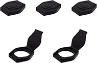 Webcam Lens Cover, 5 Pack Webcam Privacy Cover Shutter Protects Lens Cap Hood Cover with Strong Adhesive, Protecting Privacy and Security for Logitech HD Pro Webcam C920,C930e,C922X,C270,C615