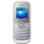 โทรศัพท์มือถือซัมซุง Samsung Hero E1205 ฮีโร่ มีวิทยุ FM รองรับ 3G/4G AIS/12 Call, True Move แป้มพิมพ์ไทย-อังกฤษ โทรศัพท์ปุ่มกด